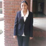 "Anumeha Chari, Jaipuria Noida 2012-14 Batch – ""I dream of a successful corporate career"""