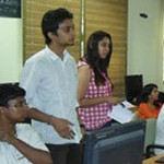 First inter-college LAN gaming competition held at Jaipuria Noida 'RaceWars' sends Delhi's pulse racing much before the F1 Grand Prix!