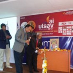 """""""No one who's ever come in this universe is similar to you. And no one ever will come similar to you- you're unique! May there be JAI of your uniqueness"""" says Dr. JP Upadhyay at the recently concluded Jai-Utsav."""