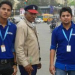 CSR Initiative led by students of Jaipuria, Indore seeks to improve the City's traffic situation