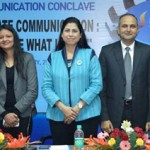 "Jaipuria, Noida's Conclave on Corporate Communications brainstormed on the topic- ""Corporate Communication: Do you see what I see?"""