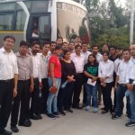 Jaipuria Lucknow students share their experiences after visiting the automotive plant of TATA Motors