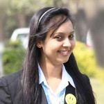 """We have been exposed to a lot of Mock interviews and specialized training before the placement process began""- says Ankita Poonia, PGDM Class 2017, Jaipuria, Jaipur"
