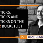 Green ticks, green ticks and green ticks on the career bucket list. Bhavana Tandon and her journey post Jaipuria Institute of Management, Noida