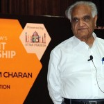 80% of energy of leaders should go into execution and execution only, says Prof. Ram Charan in a thought provoking lecture at Jaipuria Institute of Management Lucknow