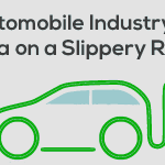 Automobile Industry In India On A Slippery Road