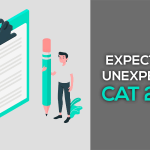 Expect the Unexpect at CAT 2019