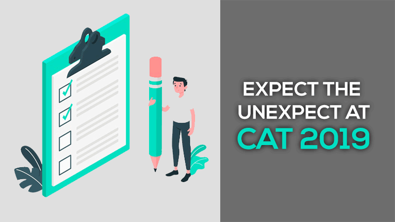 What to expect in CAT 2019