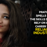 Jaipuria Institute of Management, Lucknow student Pratha Tiwari spells out the skills she will rely on in her career with Reliance Industries