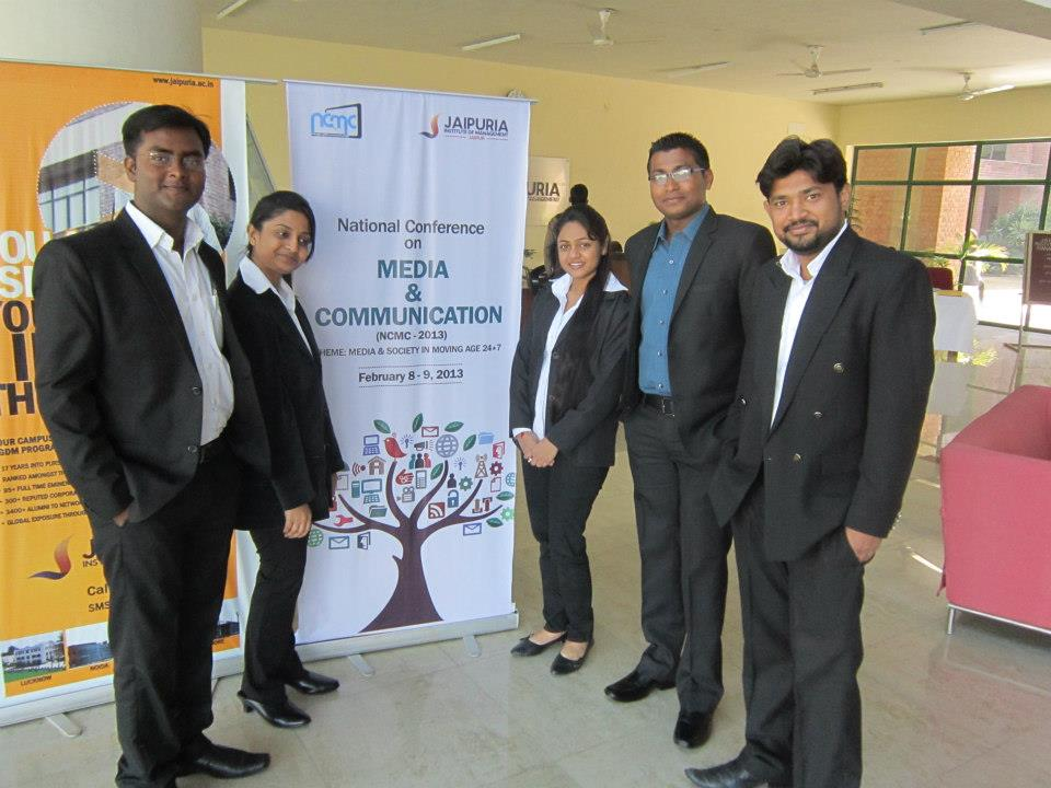National Conference on Media and Communication 13