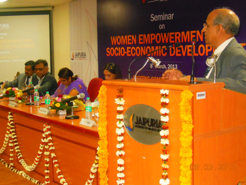 seminar on women empowerment