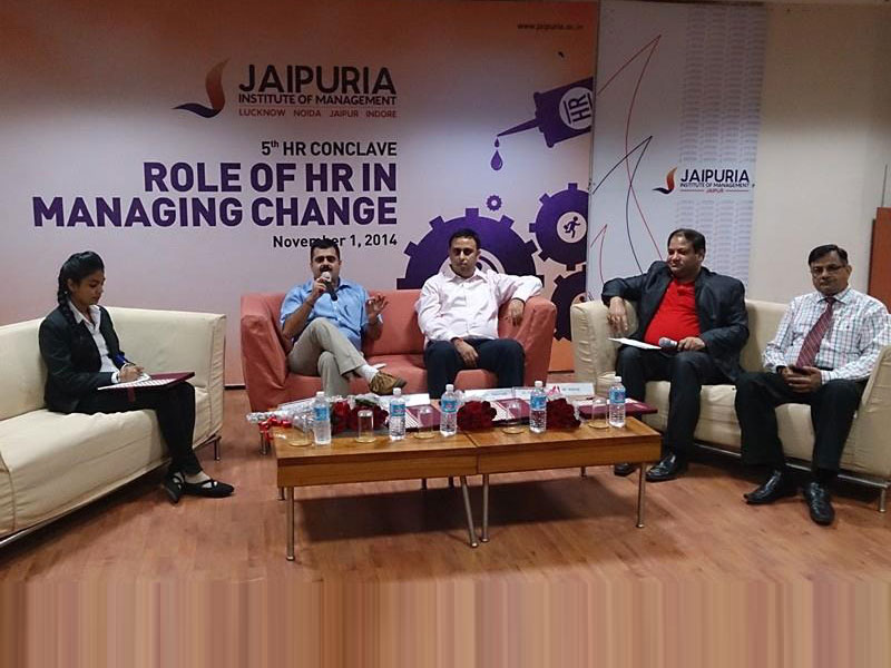 Role of HR in Managing Change