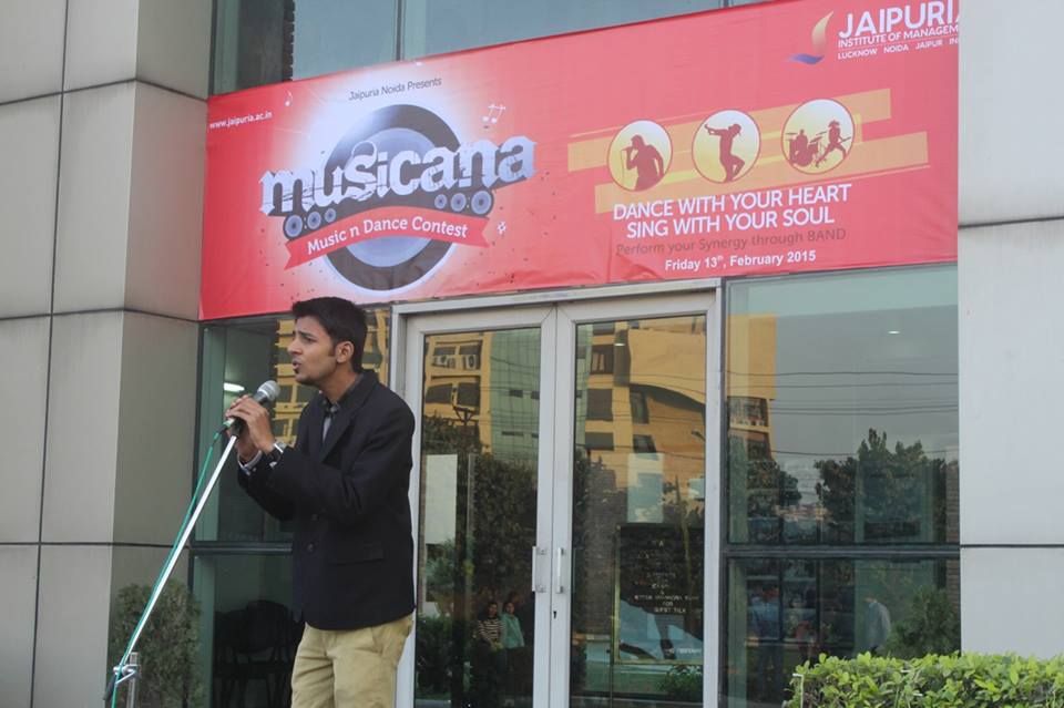 Musicana : Music and Dance Contest