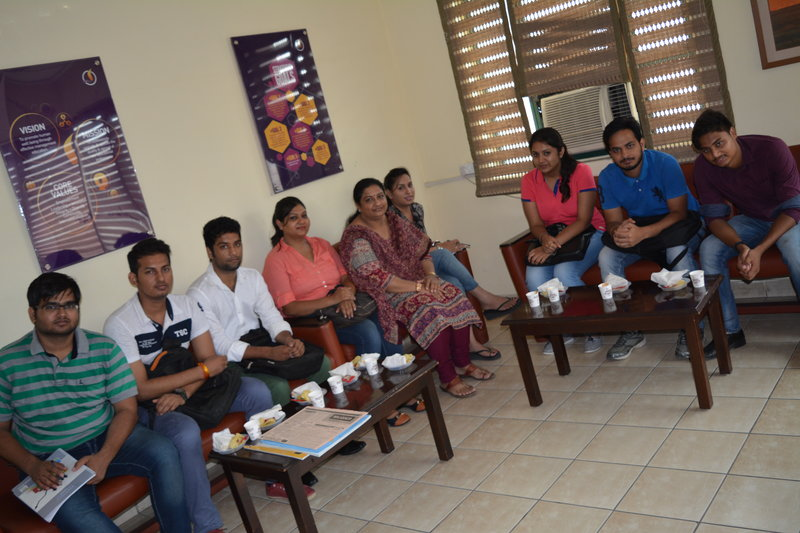 Induction: Coffee with Mentors