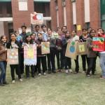 Romil Jain, alumnus of Jaipuria Noida, leads war on plastic!