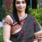 Jaipuria Noida Professor Poonam Sharma: you're not working if you're not networking