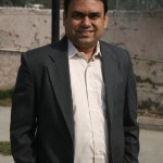 Prof. Ahmed, Enriching GenY With Passion And Attitudinal Optimism at Jaipuria-Noida