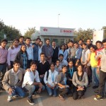 Industrial Visit to Bosch Ltd.