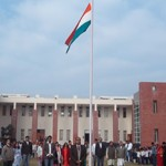 The sentiment of 'giving back to the country' dominates republic day celebrations at Jaipuria Institute of Management, Indore