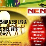 E-week gets off to a thumping start at Jaipuria Noida