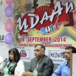 Jaipuria Noida hosts annual fest – Udaan 2014!