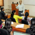 Jaipuria Institute of Management, Indore hosts a Lecture on the Ideas of Self-Concept and Locus of Control