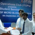 Jaipuria Noida launches Information Technology Club (iTops) and creates a platform to help students stay with IT