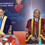 Jaipuria Noida hosts its eighth convocation ceremony with Mr. Ankur Warikoo, Head, Groupon APAC Emerging Markets as the Chief Guest