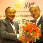 "4th Jaipuria Annual Management Conference (JAMC), 2014 dealt with the topic of ""Employee Engagement: Harnessing Human Capital"""