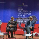 Panel discussion on Union Budget at Jaipuria Jaipur becomes a great learning experience for students.