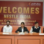 Panel discussion held by HR Club at Jaipuria, Noida has important lessons for students.