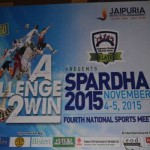 Spardha 2015 leads to sporting bonds amongst students from 26 Institutes across the country