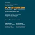 Jaipuria Institute of Management gears up to host Punarsangam 2016