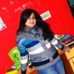 """Jaipuria  has filled my life with happiness by making some very good improvements in me."" says Komal Srivastava"
