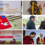 Jaipuria Jaipur Holds its 9th Convocation Ceremony