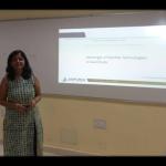 "Prof. Sushma Vishnani's latest work on ""Demerger of Sterlite Technologies"""
