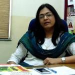 "Brands aren't built overnight. Dr. Kavita Pathak of Jaipuria Institute of Management, Noida on ""how brands are built!"""