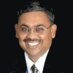 Dr. Ashish Chandra, all the way from University of Houston..