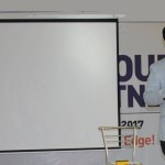 Start-up enabling CEO Mr. Devesh Chawla offers insights on the fundamentals of starting-up to Jaipuria Institute of Management, Indore students