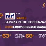 Stepping Up On The Top Of The List – Jaipuria Institute of Management