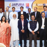 The 4th Jaipuria CEO-CHRO Deliberation 'Leaderspeak' witnessed a galaxy of corporate honchos.