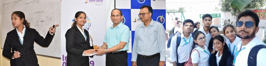 Pratha Tiwari, PGDM 2018-20, Placed at Reliance Petro