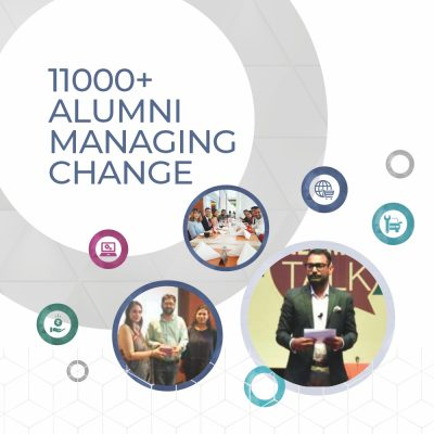 Strong Alumni Network jaipuria institute of Management