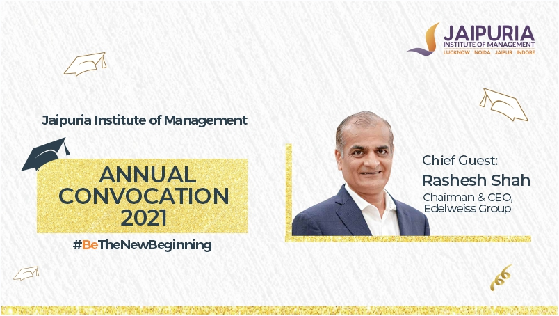 Jaipuria Institute of Management organises 2nd e-Convocation