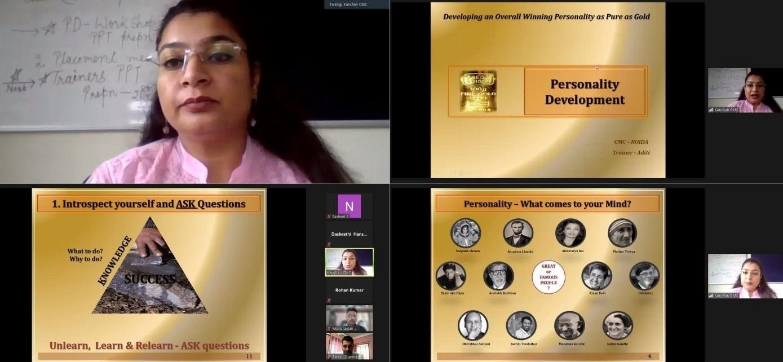 Orientation and Induction Program for Batch 2021-23-Jaipuria Institute of Management, Noida