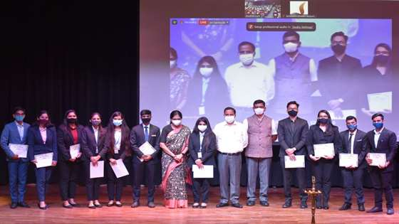 Jaipuria Lucknow 26th Foundation Day: Tribute to all COVID Warriors