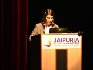 26th Foundation Day of Jaipuria Institute of Management, Lucknow : Tribute to all COVID Warriors