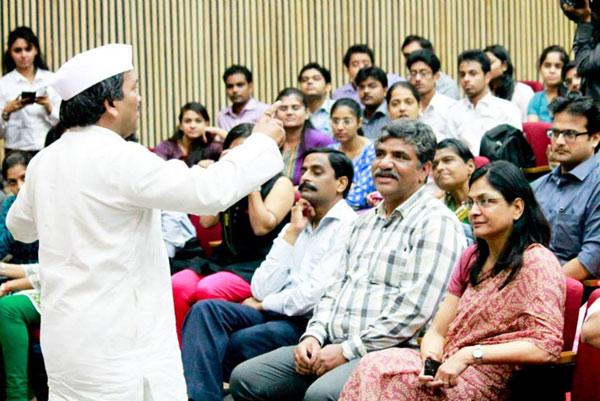 Mumbai Dabbawala Session