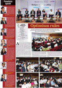 Optimism rules