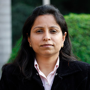 Prof.  Rashmi Chaudhary